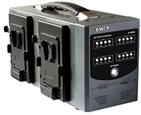 SWIT Quad Charger